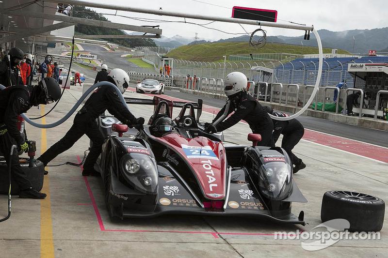 #24 OAK Racing Morgan: Ho-Pin Tung, David Cheng, Jeffrey Lee