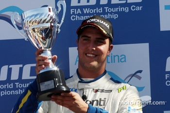 Pepe Oriola, SEAT LeonWTCC, Tuenti Racing 2nd position