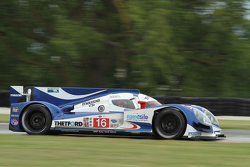 #16 Dyson Racing Team Inc. Lola B12/60 Mazda: Chris McMurry,  Tony Burgess