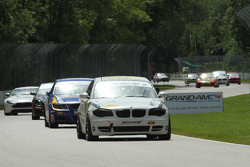 #62 Mitchum Motorsports BMW 128i: Cameron Lawrence, Dillon Machavern
