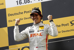 Race winner Robert Wickens, Mercedes AMG DTM-Team HWA DTM Mercedes AMG C-Coupe
