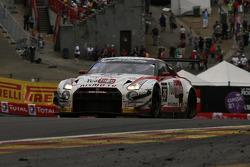 #35 Nissan GT Academy Nissan GT-R Nismo GT3: Lucas Ordoñez, Jann Mardenborough, Peter Pyzera, Wolfgang Reip