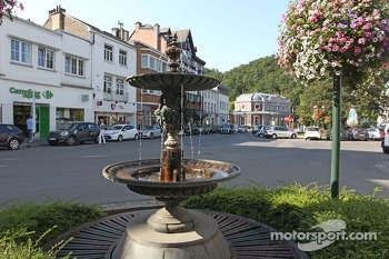 Scenic Spa-Francorchamps surrounding area.