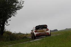 Khalid Al Qassimi, Scott Martin, Citroen DS3 WRC #10, Abu Dhabi Citroen Total WRT