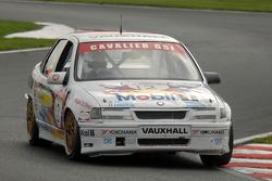 Kelvin Fletcher, Vauxhall Cavalier