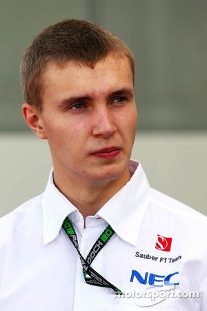 Sergey Sirotkin, Sauber