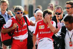 Fernando Alonso, Ferrari and Edoardo Bendinelli, Personal Trainer