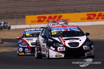 Tom Boardman, SEAT  WTCC,  Special Tuning Racing