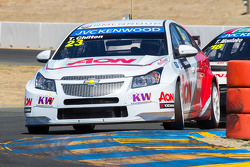 Tom Chilton, Chevrolet Cruze 1.6T, RML