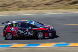 René Münnich, SEAT Leon WTCC, ALL-INKL.COM Munnich Motorsport