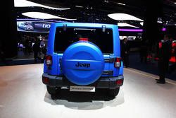 Jeep Wrangler Unlimited Polar
