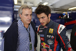 WSR: Carlos Sainz Jr. and father, Carlos Sainz