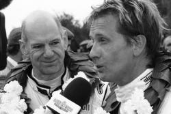 Whitsun Trophy, Ford GT40 race winner Adian Newey and Kenny Brack