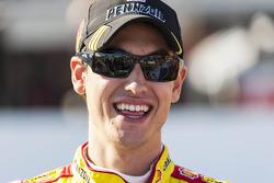 Joey Logano, Penske Racing Ford in trouble