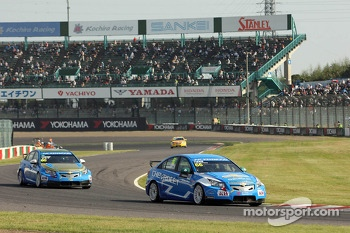 Jeronimo Badaraco, Chevrolet Cruze LT, Son Veng Racing Team
