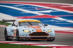 #96 Aston Martin Racing Aston Martin Vantage V8: Stuart Hall, Jamie Campbell-Walter