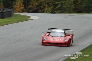 #99 Bob Stallings Racing Corvette DP: Jon Fogarty, Alex Gurney