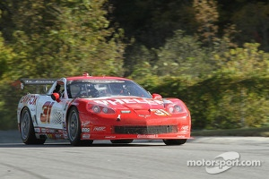 #31 Marsh Racing Corvette: Eric Curran, Lawson Aschenbach