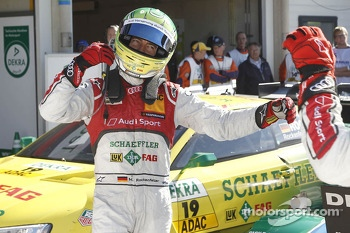 2013 champion Mike Rockenfeller