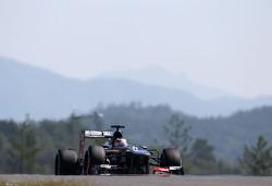 Nico Hulkenberg,  Sauber F1 Team Formula One team  04
