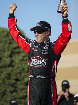 Race winner Matt Kenseth
