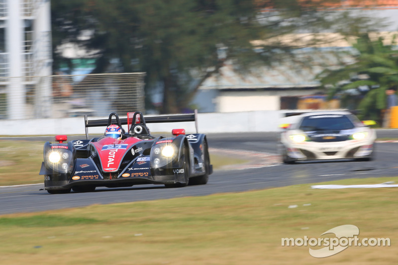 #24 Oak Racing Total Morgan-Judd: Ho-Pin Tung, David Cheng, Shaun Thong
