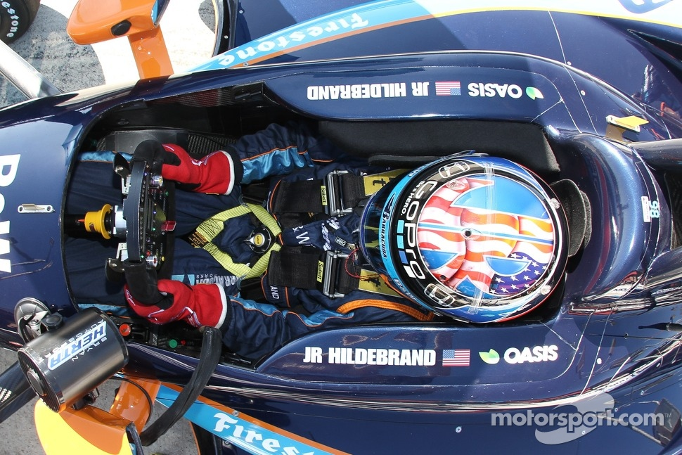 JR Hildebrand, Barracuda Racing Honda