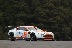 #95 Aston Martin Racing Aston Martin Vantage GTE: Christoffer Nygaard, Kristian Poulsen, Bruno Senna