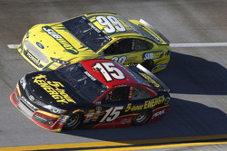 Clint Bowyer and Carl Edwards