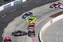 Trouble for Kurt Busch and Mark Martin