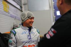 Rob Huff, Rotek, Audi TT-RS, Portrait