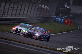 Fredy Barth, BMW 320 TC, PB Racing