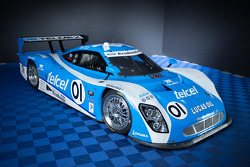 The Chip Ganassi Racing Ford EcoBoost