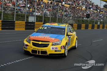 Ng Kin Veng, Chevrolet Cruze LT, CHINA DRAGON RACING