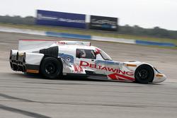 #0 DeltaWing Racing DWC 13: Andy Meyrick, Katherine Legg