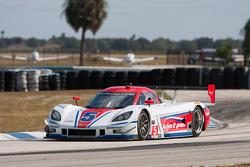 #5 Action Express Racing Chevrolet Corvette DP: Joao Barbosa, Christian Fittipaldi