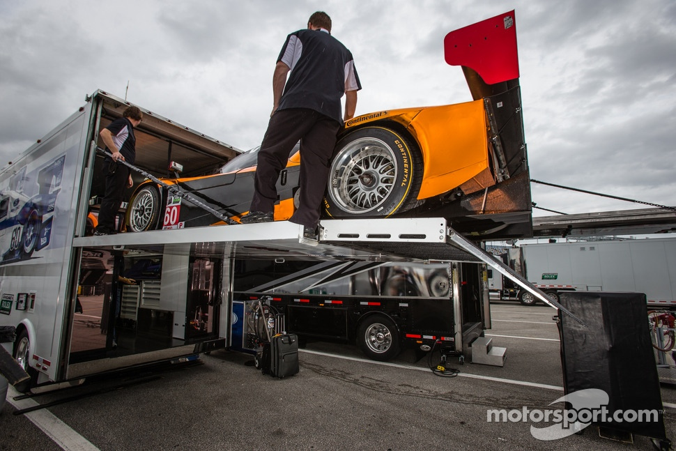 Michael Shank Racing goes back home