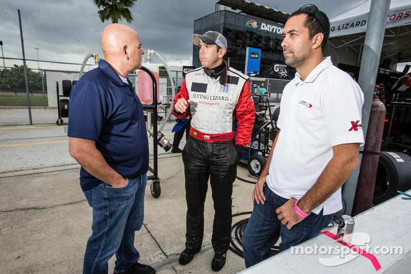 Mirco Schultis, Nelson Canache and Alex Popow