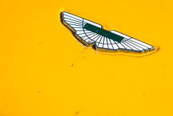 #007 Aston Martin Racing Aston Martin Vantage logo