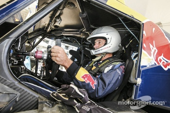 Ronan Chabot, Red Bull SMG Rally Team
