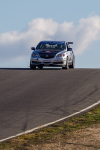 #27 Honda Research West 1 Acura ILX: Sage Marie, Scott Nicol, Lee Niffenegger, Matthew Staal, Michael Tsay