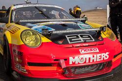 #29 TruSpeed Autosport Porsche 911 GT3 Cup: David Calvert-Jones, Kelly Collins, Phil Fogg Jr., Tom Haacker