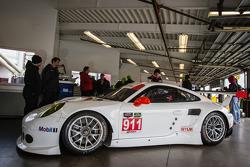 #911 Porsche North America Porsche 911 RSR