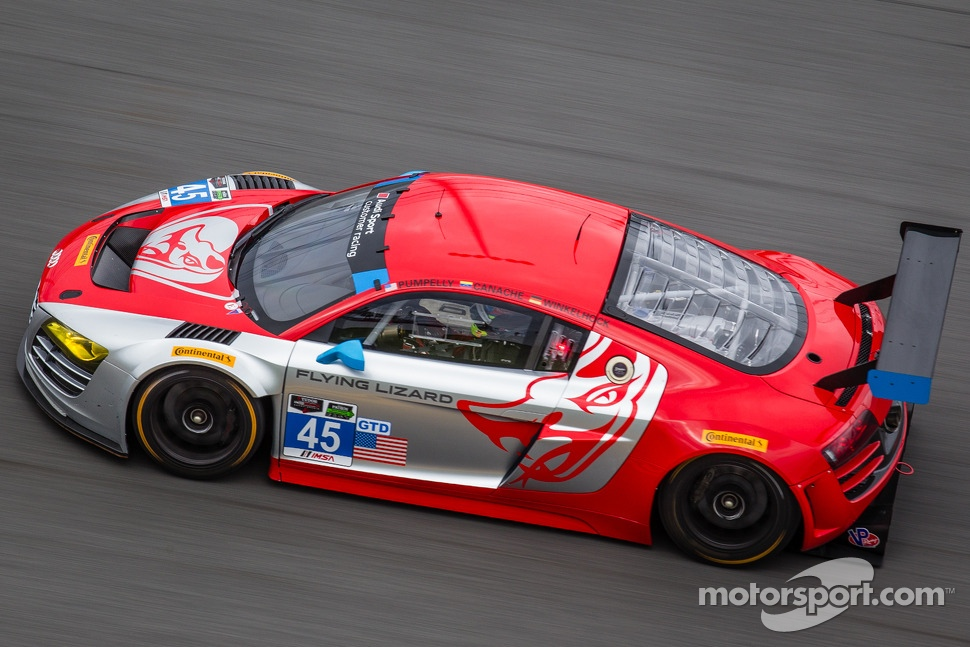 Three Day Roar Before The Rolex 24 Concluded Successfully