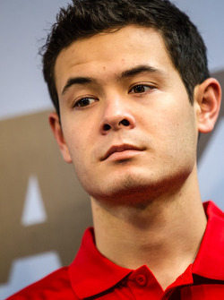 Chip Ganassi Racing press conference: Kyle Larson