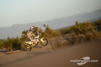 #5 KTM: Francisco Lopez