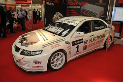James Thompson ETCC Honda Accord