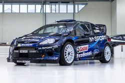 The 2014 Ford Fiesta RS WRC