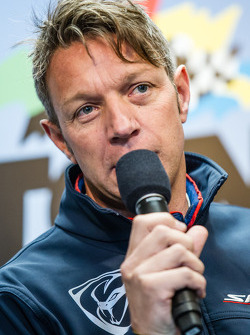 SRT Motorsports press conference: Marc Goossens