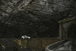 Andreas Mikkelsen and Mikko Markkula, Volkswagen Polo WRC, Volkswagen Motorsport